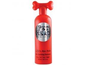 Pet Head Uklidňující šampon Life's an Itch 475ml