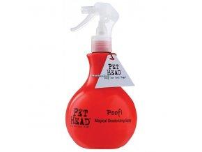 Pet Head Magický deodorizující sprej Poof! 450ml