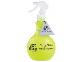 Pet Head Sprej čistící Dry Clean 450ml