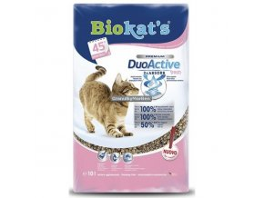 Biokat's Duo Active Fresh 10l