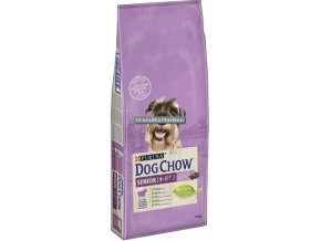 Dog Chow Senior Lamb
