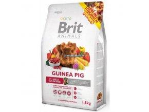 Brit Animals Guinea Pig Complete (Morče) 1,5kg