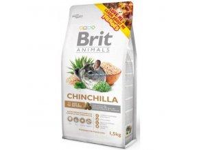 Brit Animals Chinchilla Complete (Činčila) 1,5kg