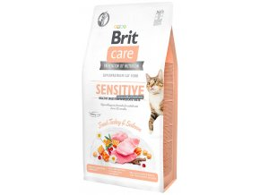 Brit Care sensitive turkey salmon