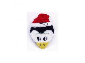 Vánoční tučňák s pískátkem