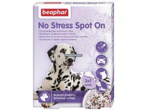 Beaphar No Stress Spot On pro psy 2,1ml (3x0,7ml)