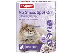 Beaphar No Stress Spot On pro kočky 1,2ml (3x0,4ml)