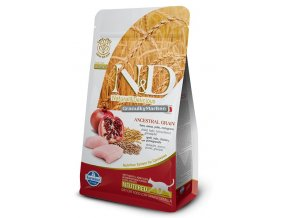 ND Low Ancestral Grain feline Adult NEUTERED CHICKEN