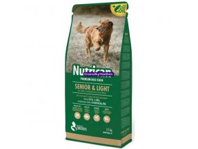 NutriCan Senior and Light 3kg