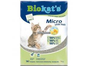 Biokat's Micro White Fresh 14l