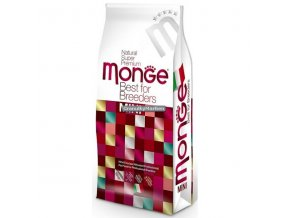 Monge Dog Mini Adult Losos Hmotnost  15kg
