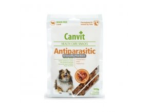 Canvit Snacks Antiparasitic Hmotnost  200g