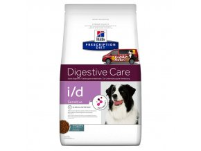 Hills canine diet id sensitive