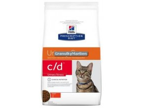 Hills Feline diet cd urinary stress