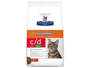 Hills Feline diet cd urinary stress reduced