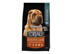 Cibau Adult Sensitive Lamb & Rice