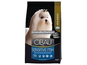 Cibau Adult Sensitive Fish Mini