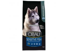 Cibau Adult Sensitive Fish & Rice