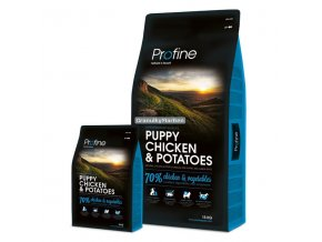 Profine Puppy Chicken and Potatoes