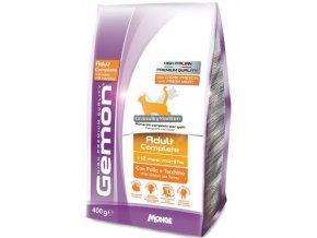 Gemon Cat Adult Kuře a krůta Hmotnost  400g