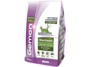 Gemon Cat Sterilized Krůta Hmotnost  400g