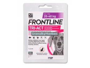 Frontline Tri-Act Spot-on L (20-40 kg)