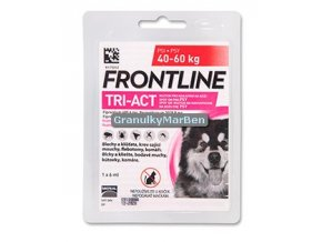 Frontline Tri-Act Spot-on XL (40-60 kg)