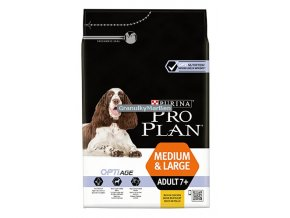 Pro Plan Medium Large Adult 7 plus
