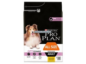 Pro Plan Dog All Size Adult Performance 14kg