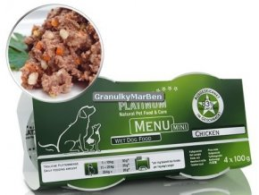 Platinum Dog Menu Pastika Kure Mini