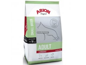 Arion Dog Original Adult Small Lamb & Rice