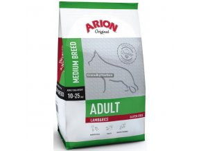 Arion Dog Original Adult Medium Lamb & Rice