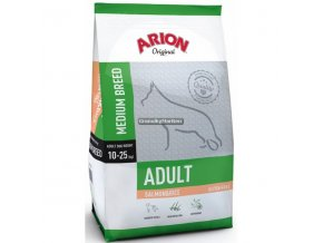 Arion Dog Original Adult Medium Salmon & Rice