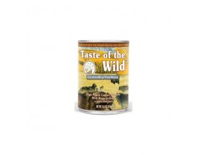 Konzerva Taste of the Wild High Prairie Canine 390g