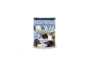 Konzerva Taste of the Wild Pacific Stream Canine 375g