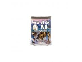 Konzerva Taste of the Wild Wetlands Wild Fowl 375g