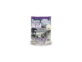 Konzerva Taste of the Wild Sierra Mountain Canine 375g