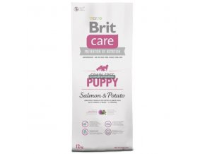 Brit Care Dog Grain-free Puppy Salmon & Potato