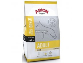 Arion Dog Original Adult Small & Medium Light