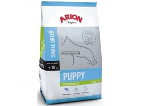 Arion Dog Original Puppy Small Chicken & Rice