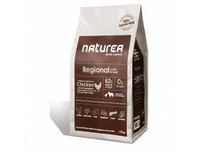 Naturea Grain Free Dog Regional - Adult Small Breeds 2kg