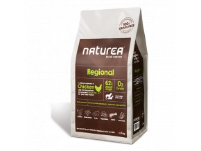 Naturea Grain Free Dog Regional - Adult All Breeds 2kg