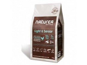 Naturea Grain Free Dog Light and Senior - All Breeds 12kg