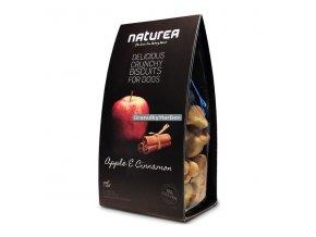 Sušenky Naturea Grain Free Jablko a skořice 230g