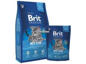 Brit Premium Cat Kitten 8kg