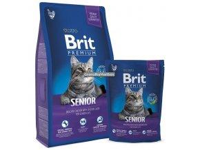 Brit Premium Cat Senior 800g