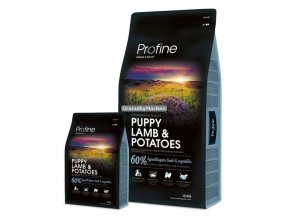 Profine puppy lamb potatoes