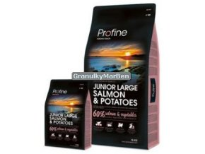 Profine Junior Large Breed salmon