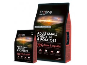 Profine adult small chicken