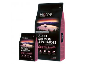 Profine adult Salmon and Potatoes